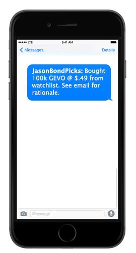 Services | Jason Bond Picks
