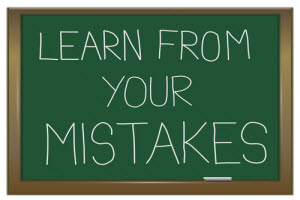 The Biggest Mistakes I've Made And How You Can Learn From Them