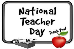 National Teacher's Day; A Message From Your Kids' Teachers
