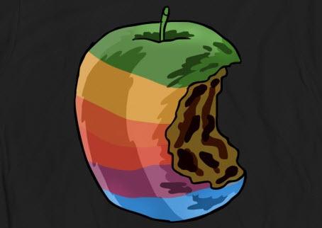 One Rotten 'Apple' Spoils The Barrel