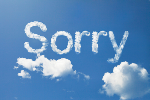 I Lied To You And I'm Sorry