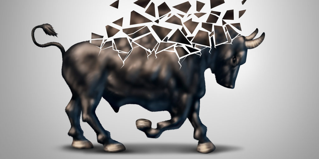 The Bull Market's Luck May Run Out