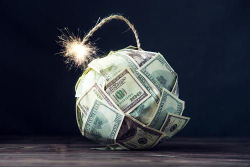 The Financial Crisis 2.0