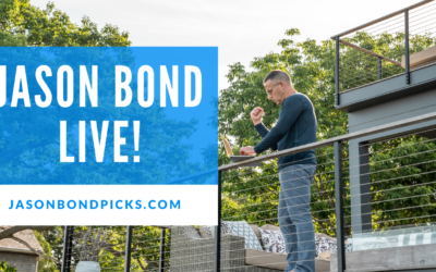 Jason Bond LIVE: October 1st, 2020